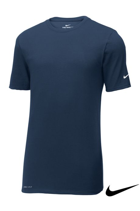 Men's Big Nike Dri Fit Short Sleeve Tee Shirt