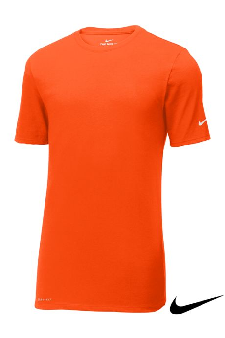 Nike Men's Regular Dri Fit Short Sleeve Tee Shirt