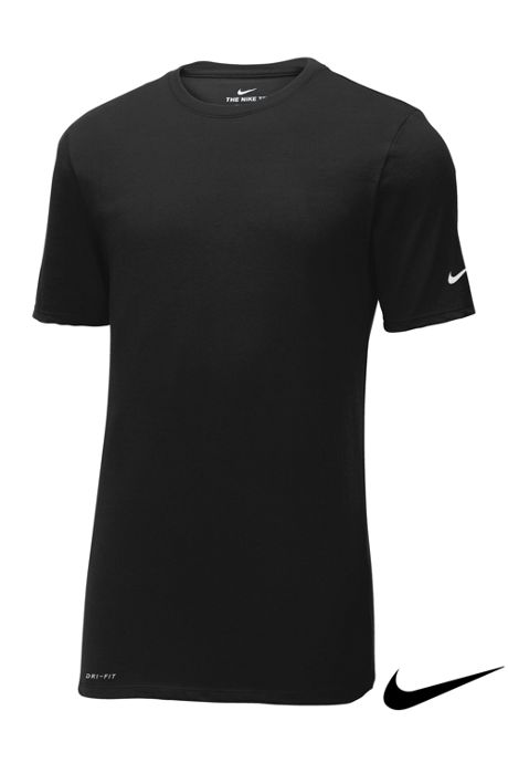 Men's Nike Dri Fit Short Sleeve Tee Shirt
