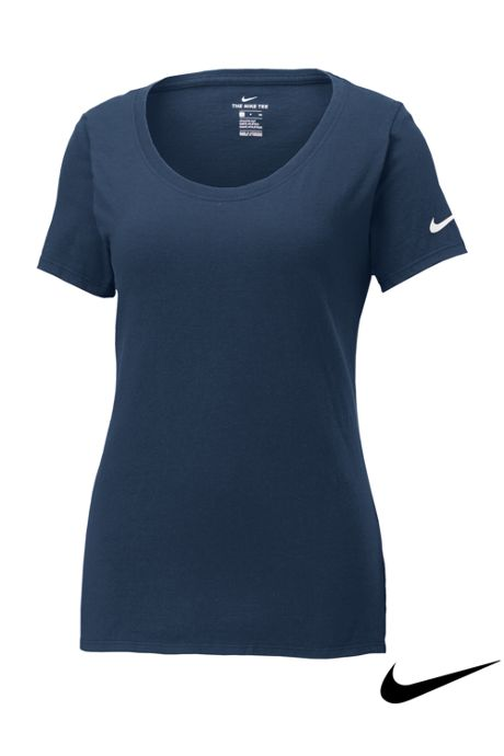 Nike Women's Regular Core Cotton Short Sleeve Tee Shirt