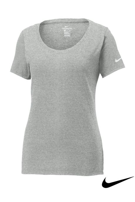 Women's Plus Nike Core Cotton Short Sleeve Tee Shirt