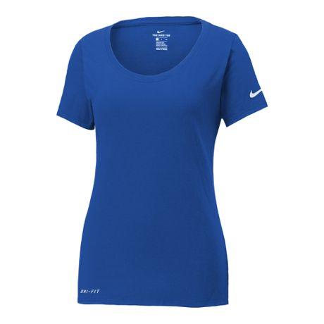 Nike Women's Regular Dri Fit Short Sleeve Tee Shirt