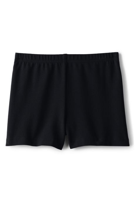 Girls Plus Size Tough Cotton Cartwheel Shorts