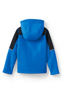 Kids Bonded Fleece Jacket, Back