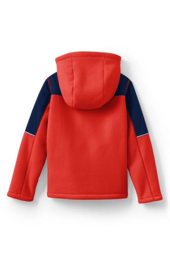 Toddler Kids Bonded Fleece Jacket