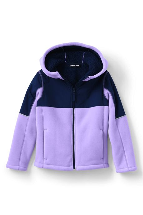 Kids Husky Bonded Fleece Jacket