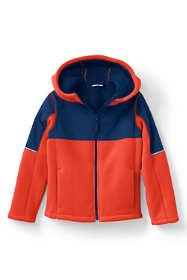 Toddler Kids Bonded Fleece Jacket
