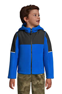 Kids Bonded Fleece Jacket, alternative image