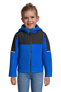 Kids Bonded Fleece Jacket, Front