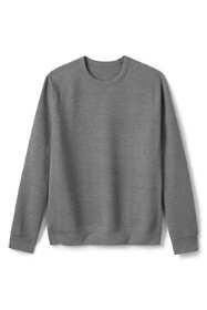 Men's Long Sleeve Waffle Crew Sweatshirt