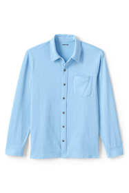 Men's Super-T Long Sleeve Button Down Shirt