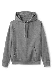 Kapuzen-Sweatshirt mit Waffelstruktur für Herren