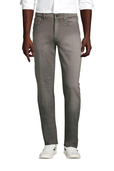 Men's Comfort Waist Stretch Colored Denim Jeans