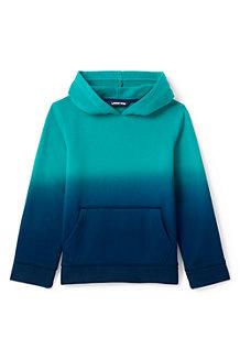 Kids' Dip Dye Pullover Fleece Hoodie