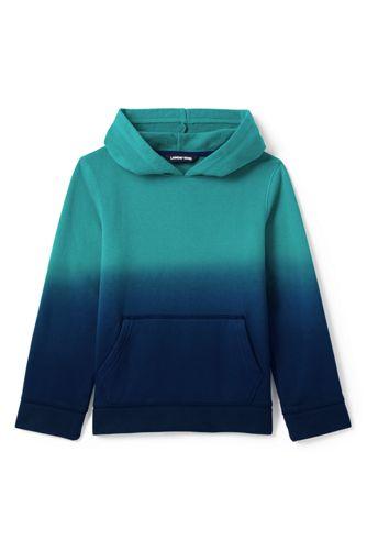Little Kids' Dip Dye Pullover Fleece Hoodie
