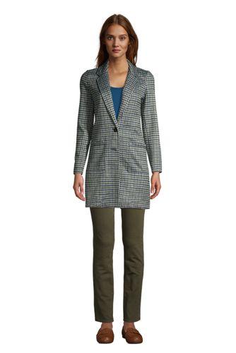 Manteau en Polaire, Femme Stature Standard