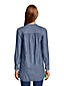 Tunique Ample en Chambray, Femme Stature Standard