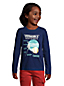 Toddler Kids' Glow in the Dark Graphic T-Shirt
