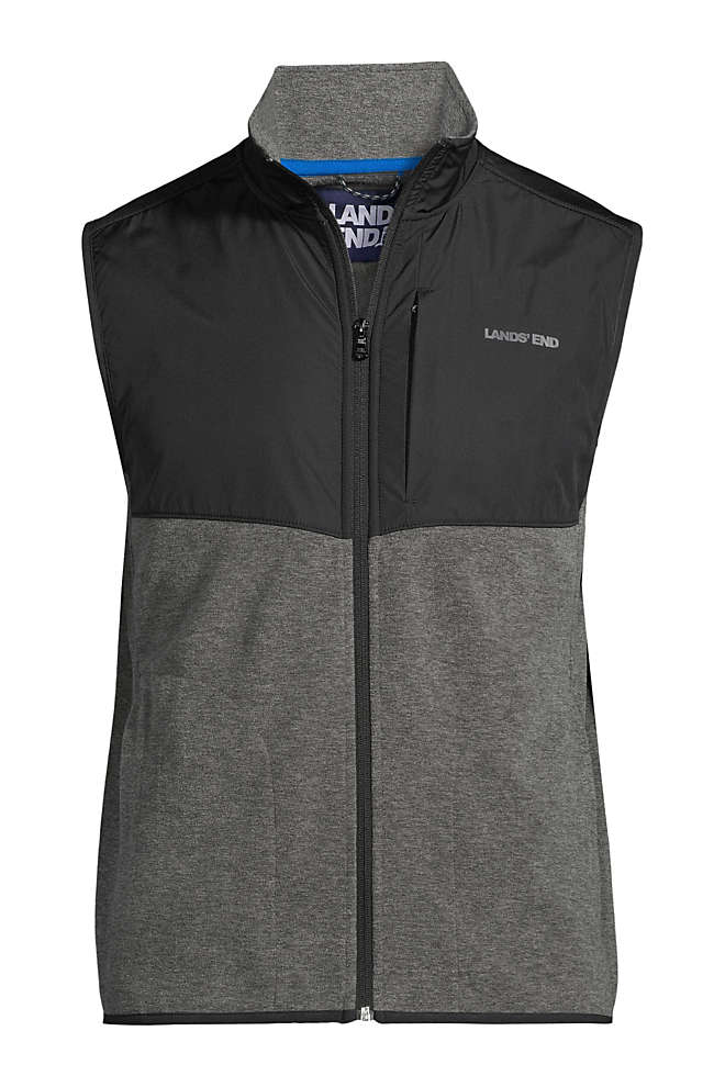 Men's T200 Fleece Vest, Front