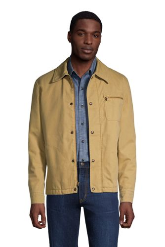 Men's Insulated Cotton Jacket