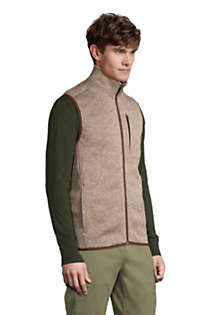 Men's Sweater Fleece Vest, alternative image