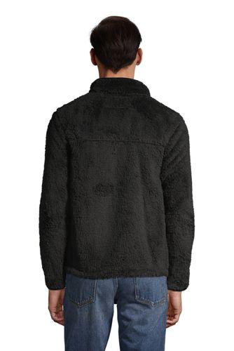 Men's Sherpa Fleece Jacket
