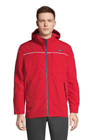 Men's Tall Squall Hooded Jacket