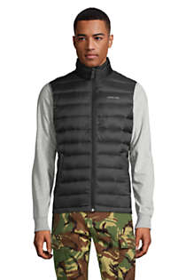 Men's Tall 600 Down Vest, Front