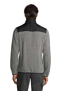 Men's T200 Fleece Jacket, Back