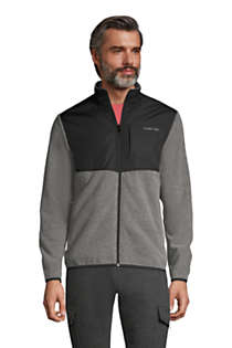 Men's T200 Fleece Jacket, Front