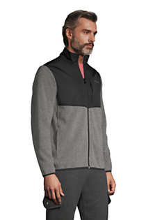 Men's T200 Fleece Jacket, alternative image