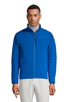 Ultraleichte verstaubare 800er Daunen-Jacke für Herren