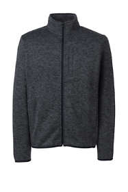 Men's Full Zip Sweater Fleece