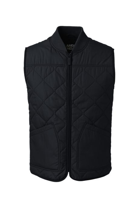 Men's Insulated Quilted Vest