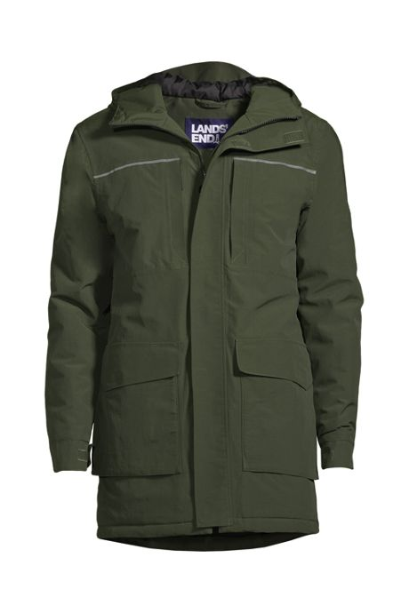 Men's Squall Waterproof Insulated Winter Parka