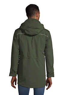 Men's Squall Parka, Back