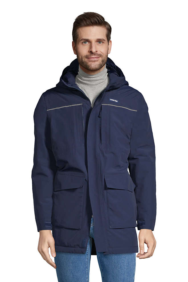 Men's Squall Parka, Front