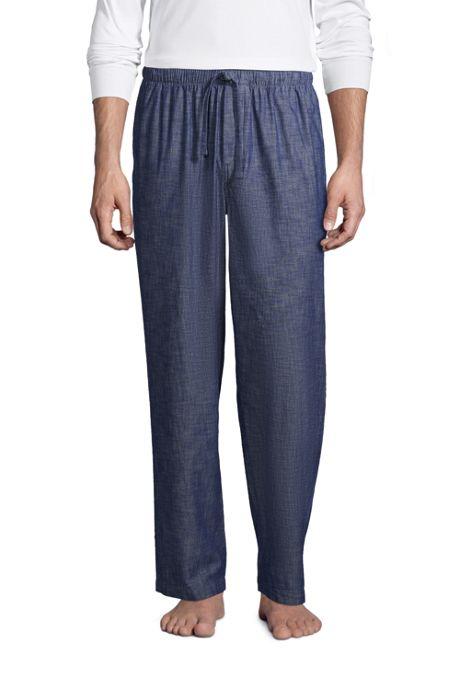 Men's Chambray Pajama Pants