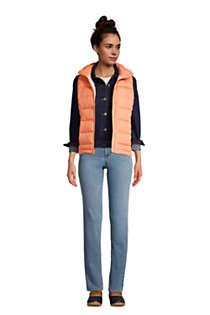 Women's Down Winter Puffer Vest, alternative image
