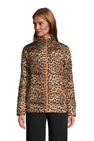 Women's Tall Down Winter Puffer Jacket Print