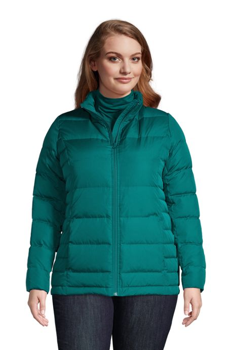 Women's Plus Size Down Winter Puffer Jacket