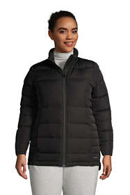 Women's Plus Size Down Winter Puffer Jacket