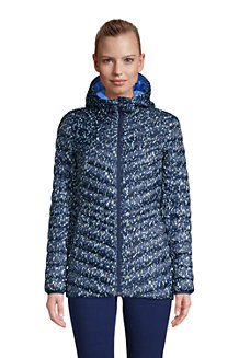 Women's Ultra Light Packable Down Jacket with Hood