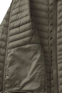 Women's Ultralight Packable Down Jacket with Hood, alternative image