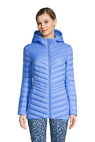 Women's Ultralight Packable Down Jacket with Hood