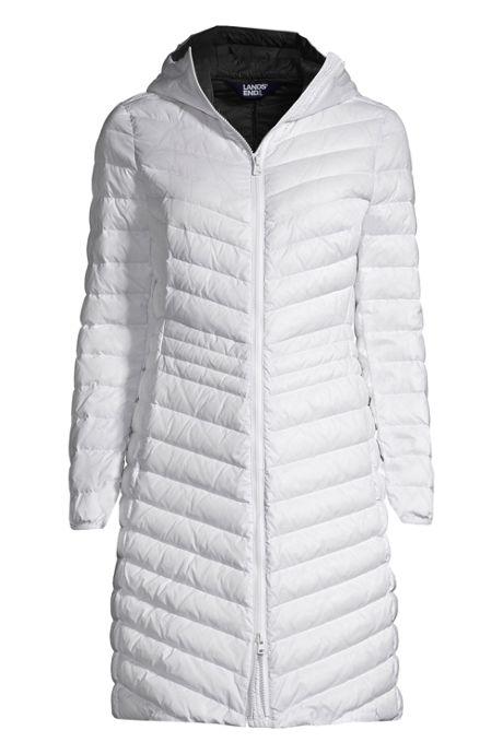 Women's Ultralight Packable Down Coat With Hood
