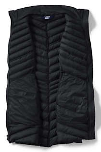 Women's Plus Size Ultralight Packable Down Vest, alternative image