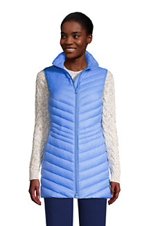 Women's Ultralight Packable Down Gilet