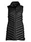 Duvet 800 Sans Manches Compressible et Ultraléger, Femme Stature Petite