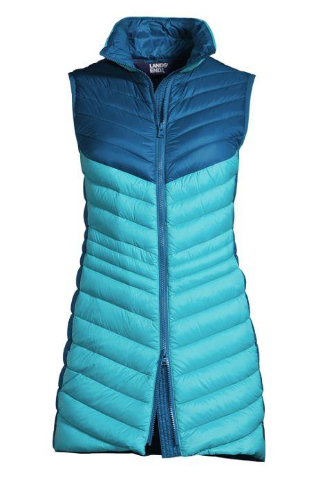 Women's Ultralight Packable Down Vest